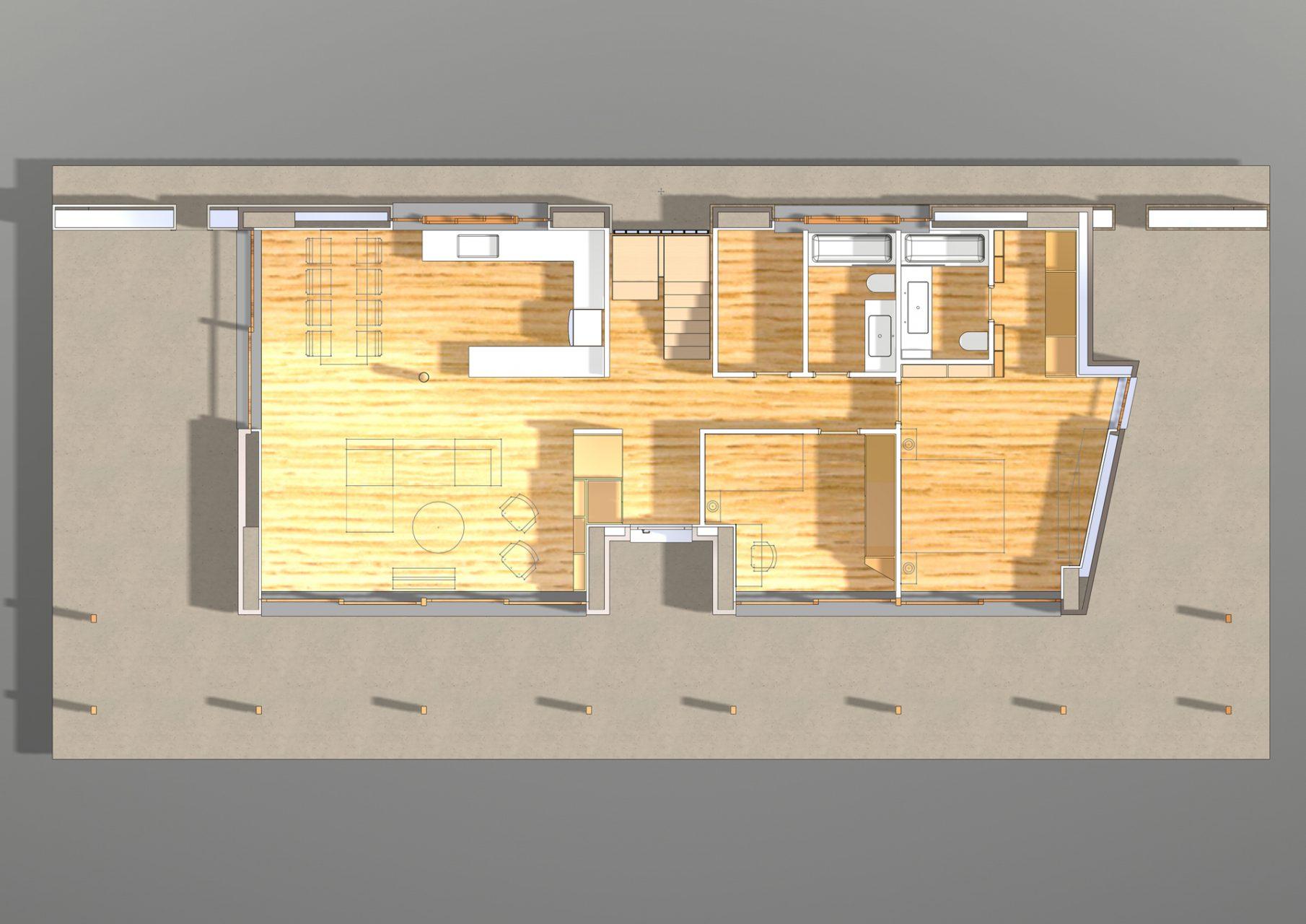 KL HOUSE 01 - plan F