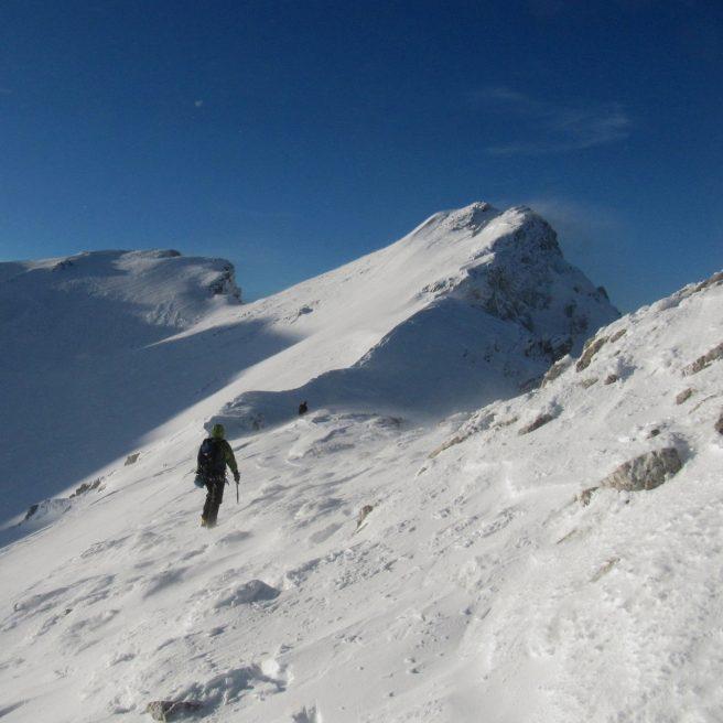 Varthousia – Korakas (main peak)